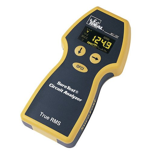 Arc Fault Tester - Ideal Industries 61-164 SureTest Circuit Analyzer
