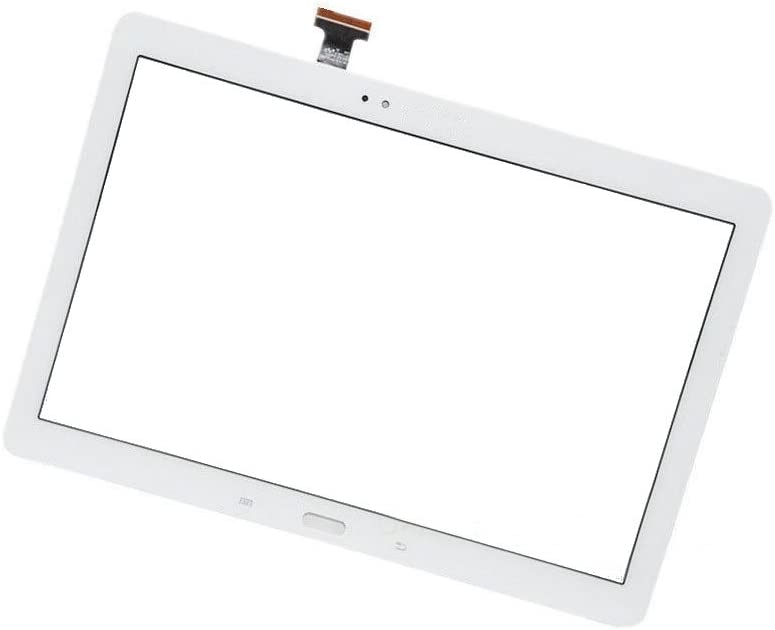Touch Digitizer Screen Lens For Samsung Galaxy Tab Pro 10.1 SM-T520 T520 (White Color)