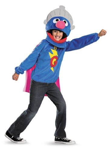 Sesame Street Grover Child/Tween Child Halloween Costume