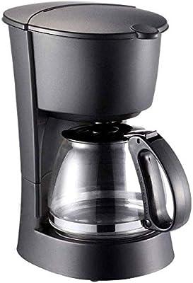 NO BRAND Automático de la máquina de café, hogar de Goteo Tipo Pequeño Mini Cafetera té Tetera for Hacer té Anti-Goteo de Doble Uso de té y café: Amazon.es: Hogar