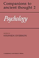 Psychology (Companions to Ancient Thought)