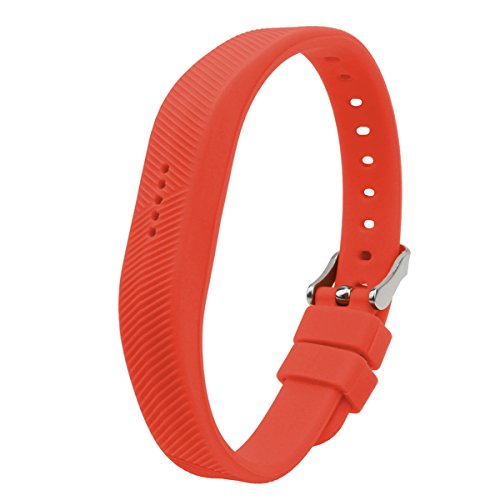 Womens Fitbit Buckle Design Tangerine