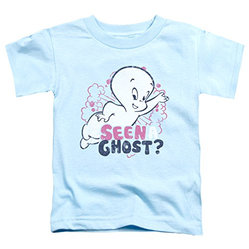 Toddler: Casper- Seen A Ghost Baby T-Shirt Size 3T ()