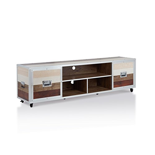 HOMES: Inside + Out Calico 2 Drawer 70