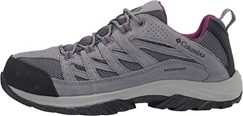 Columbia Women's Crestwood Waterproof Boot Hiking Shoe