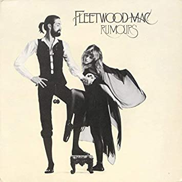Rumours     Fleetwood Mac   Iconic Album Cover Poster    Various Sizes (A3  Size 29 x 42 cms)