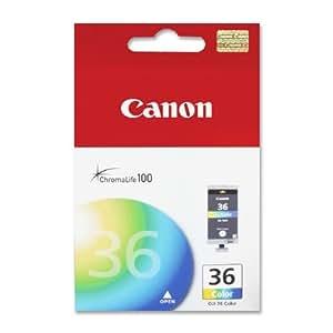 Canon CLI-36 Color Ink Tank (1511B002)