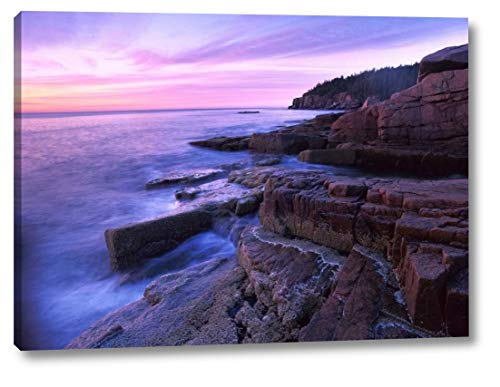(Atlantic Coast Near Thunder Hole, Acadia National Park, Maine by Tim Fitzharris - 20