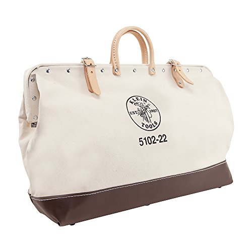 (Canvas Tool Bag, 22-Inch Klein Tools 5102-22)