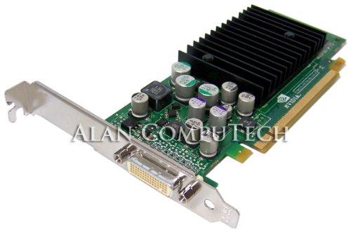 (HP Genuine Nvidia Quadro NVS285 PCI-E 2D 128MB 16x (1x DMS-59) Video Graphics Board - Refurbished - 396683-001)