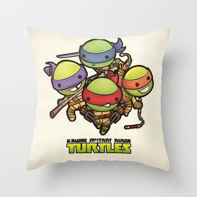 Top parte superior nueva Kawaii tortugas ninja mutantes ...