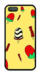Original Designed Creative Picture Snaks Popsicle Case For iphone 5 5S