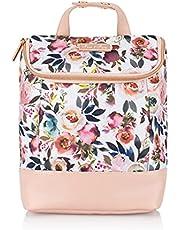 Itzy Ritzy Bottle Bag Blush Floral