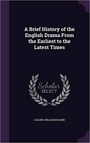 Ebook for Joomla ilmaiseksi A Brief History of the English Drama from the Earliest to the Latest Times PDF DJVU 135450495X