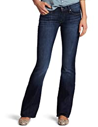 7 For All Mankind Women's Bootcut Jean in Nouveau New York Dark