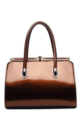 MKF Satchel Crossbody Coffee Bag Collection Candy r7wBqrR