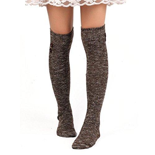 Women Leggings Sunfei Long Socks