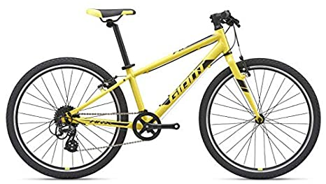 650938e0b77 GIANT ARX 24 Yellow Kids Bike 2019: Amazon.co.uk: Sports & Outdoors