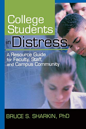 College Students in Distress (Haworth Series in Clinical, used for sale  Delivered anywhere in USA