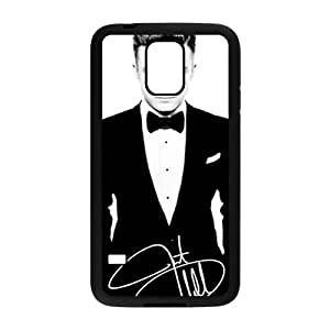 DAZHAHUI Justin timberlake suit and tie Phone Case for Samsung Galaxy S5