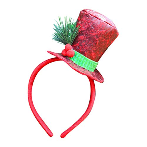 BEERICHH Headband Christmas Cosplay Animal Antlers Headband Cosplay Costume Xmas Headclip Accessories Party Decoration