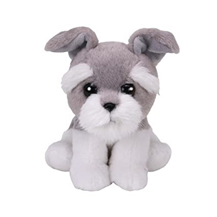 a6b956dba66 Image Unavailable. Image not available for. Color  Ty Beanie Babies HARPER  - Grey Dog ...