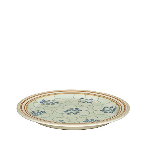 Denby Heritage Orchard Accent Salad Plate, Green