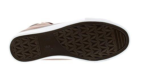 Henleys New Mens/Gents Brown/Tan Craston Hi Lace Ups Boots - Brown/Tan/White - UK Sizes 6-12 v03LtmHl9