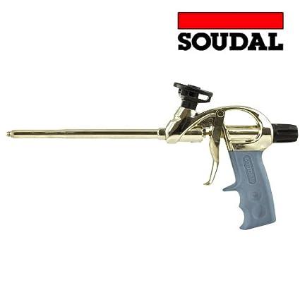 Soudal - Pistola para espuma de poliuretano