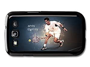 AMAF ? Accessories Andy Murray Playing Scottish Tennis Player case for Samsung Galaxy S3
