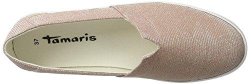 Tamaris 24600, Mocasines para Mujer Rosa (ROSE GLAM 552)