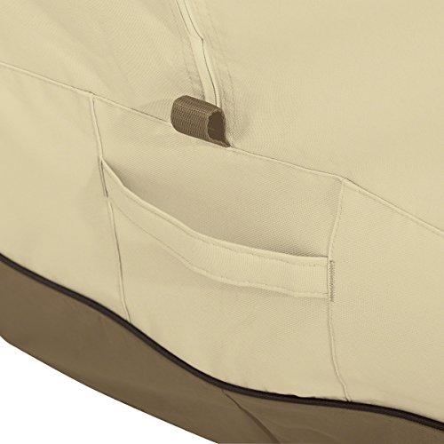 Classic Accessories 55-648-051501-00 Veranda Patio Cushion & Cover Storage Bag, Oversized by Classic Accessories (Image #7)
