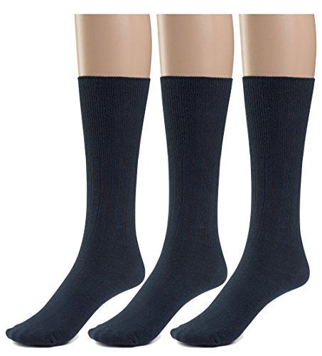 Silky Toes 3 or 6 Pk Men