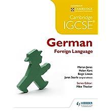 Cambridge IGCSE® German Foreign Language