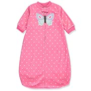 Carter's Baby Girls' Butterfly Sleep Bag, Pink, 6-9 Months