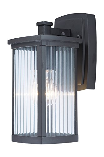 Maxim Lighting 3252CRBZ Terrace-Outdoor Wall Mount 1-Light