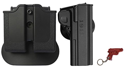 Z2010 + Z8060 IMI Defense Double Mag Pouch & Holster for ...