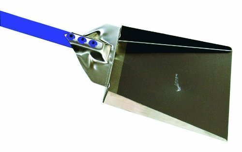 Stainless Steel Peel for Ashes, 47'' Handle
