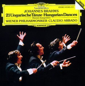 Danses Hongroises - Brahms 41wF50AVRIL