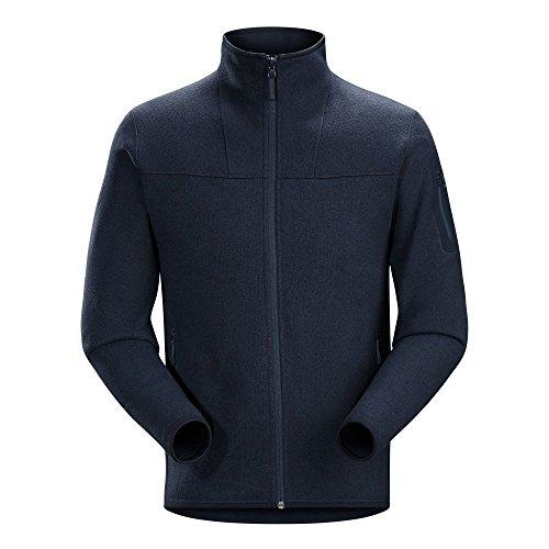 Arcteryx Fleece Jacket (ARC'TERYX Covert Cardigan Men's (Kingfisher, Medium))