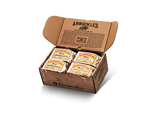 (Arbuckle Coffee Top Sellers Sampler Gift Box)