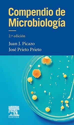 Descargar Libro Compendio De Microbiología De Uan José Picazo Uan José Picazo De La Garza