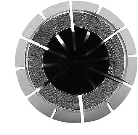 Fr/ühling Collet Set zum Fr/äsen Spannzangen Set Hochklemmkraft zum Bohren Tapping ER40 Spannzangenfutter,1//8-1-1//8 Spannzangen aus Federstahl mit Spannbereich f/ür CNC VEVOR 12PCs Spannzangensatz