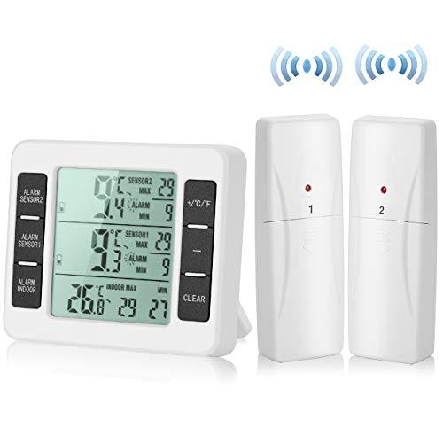 freezer temperature monitoring - 3