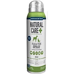 7. Natural Care Spray for Flea & Ticks