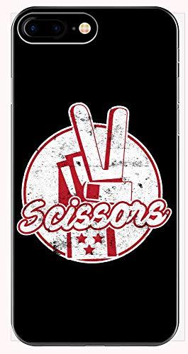 Scissor Rock Paper Scissors Design Matching Halloween Costumes - Phone Case for iPhone 6+, 6S+, 7+, 8+