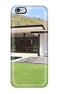 Fashionable RUqDeBZ7763rbIka Iphone 6 Plus Case Cover For Luxury House Exterior Designs Protective Case