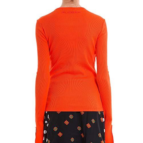 Je43ws18703430 shirt Anderson J Arancione T Donna Cotone w XqFwtwO
