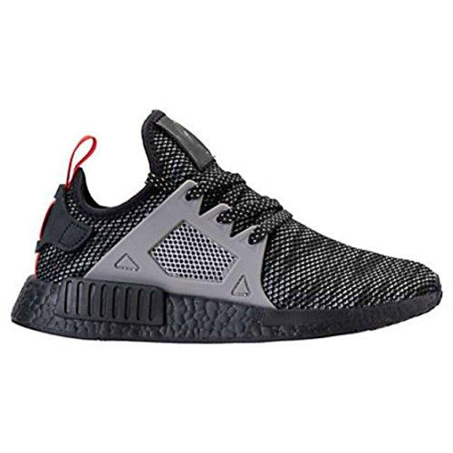 Uomo Adidas Nmd Runner Xr1 (uomo 10.5, Core Nero / Grigio Soft / Calzatura Bianca)