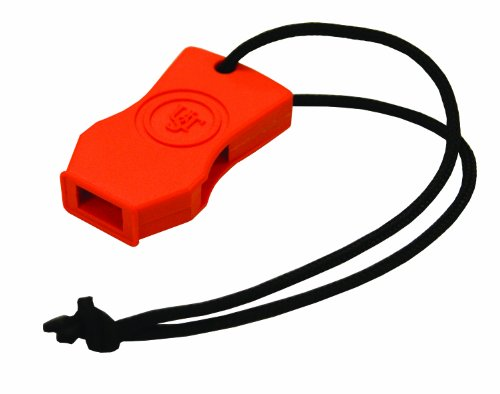 UST JetScream Micro Floating Whistle, 112dB, (0.1 Ounce Compact)